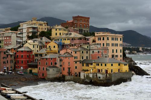 Genoa, Boccadasse
