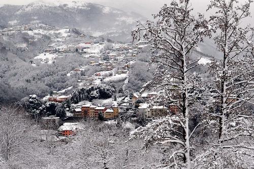 Countryside near Campomorone, Genoa