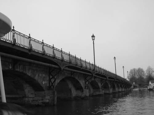 The Bridge in Stratford upon Avon
