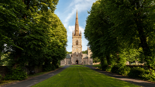 Hillsborough Church Co. Down