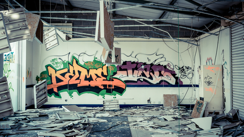 Abandoned Lisburn