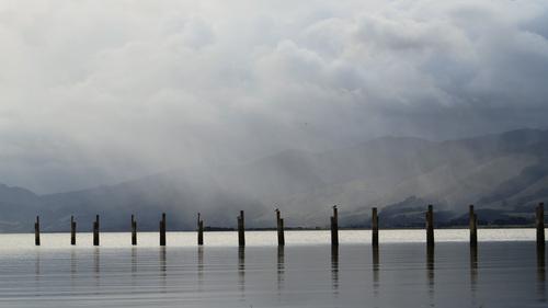 Rain in Wairarapa