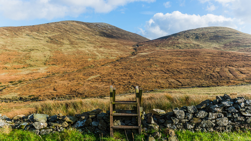 The Mourne Mountains Co. Down
