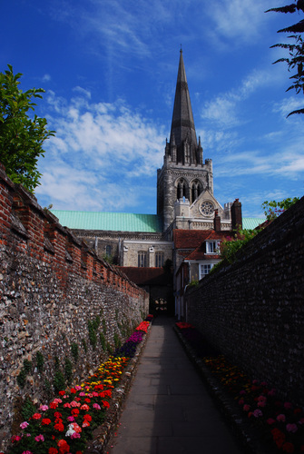 Chichester Cathedral is a living, working building which has been at the centre of life in Chichester for nearly 1000 years.