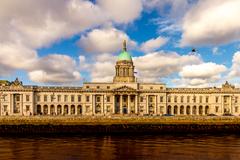 The Custom House Dublin