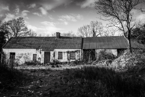 Abandoned Cottage Dromore, Co. Down