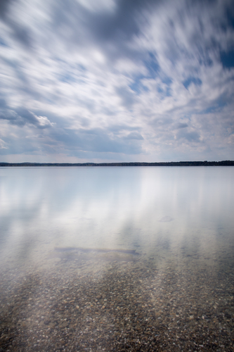 Long exposure. Starnberger See in all its splendor :)