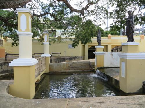 Spanish Plaza