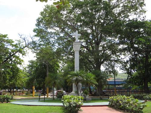 Spanish Caribbean Plaza