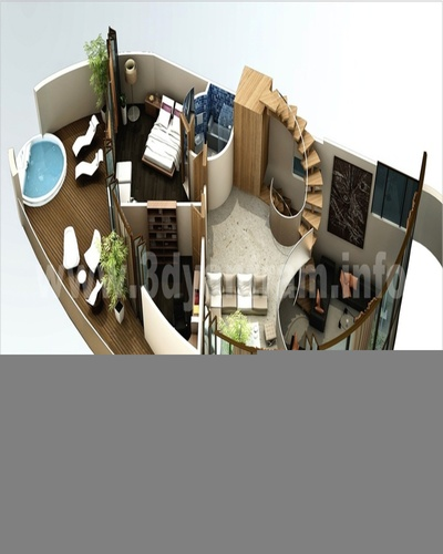Yantram Interactive 3D Floor Plans Design Studio Floor plan allows you to go much further transforming your house-Offices into three dimensions.