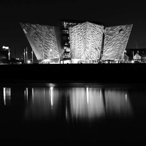 The Iconic Titanic Museum in Belfast
