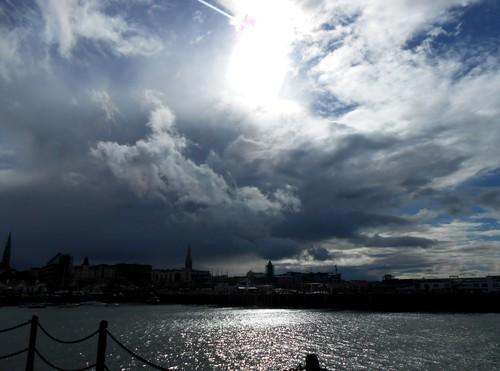 Dun Laoghaire Harbour, Dublin, Ireland