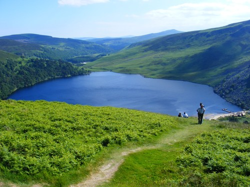 Lough Tay, Co.Wicklow