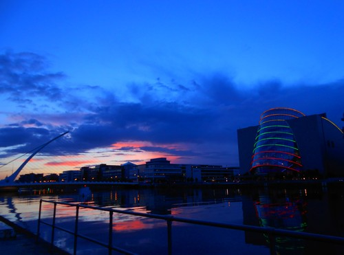 River Liffey, Dublin City, Ireland