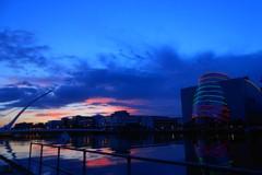 River Liffey, Dublin City, Ireland