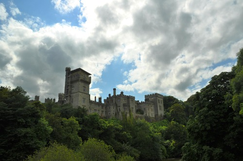 Lismore Castle, Lismore, Co. Waterford, Ireland.