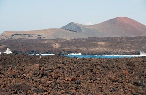 Lanzarote Volcanic Landscape