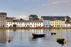 The Long Walk Galway City Ireland