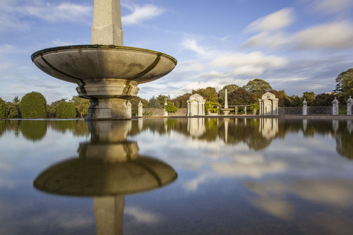 Irish National War Memorial Gardens, Islandbridge, Dublin.