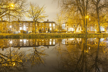 Grand Canal, Wilton Terrace, Dublin.