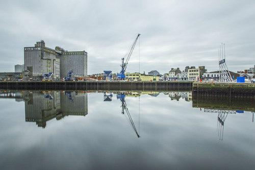 Penrose Quay, Cork City.