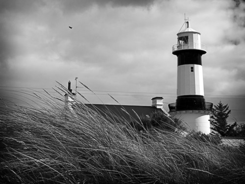 Lighthouse in Greencastle