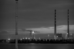 The Light at Dollymount