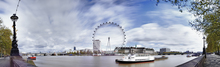 London; eye; capital; city; river; Thames; panorama; panoramic; wheel; tourist; attraction; landmark; Millennium wheel; urban; skyline; cityscape; architecture; County Hall; outdoors; travel destinations; famous; structure; England; UK; British