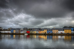 Beautiful Long Walk Galway, What a lovely memory.