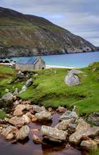 Keem Bay, Achill, Co. Mayo. Serenity at its finest. Fresh air and empty thoughts. Unwind paradise.