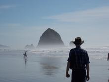 Sun, Sea & Cowboy hat.