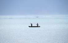 Swahili coast fishermen