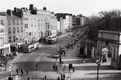 St Stephens Green,Dublin