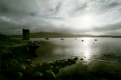 Home of the legendary Irish pirate queen Grace O' Mally, Achill Island, Co Mayo