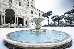 Villa Medici in Rome